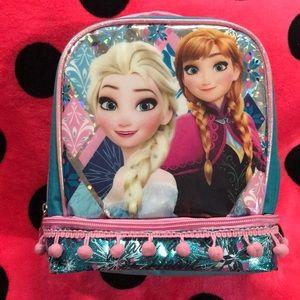 Elsa&Anna Girls Lunch Bag ❄️